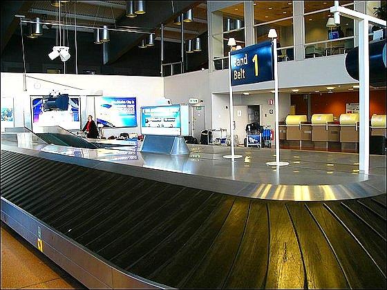 機場(chang)行李輸送線